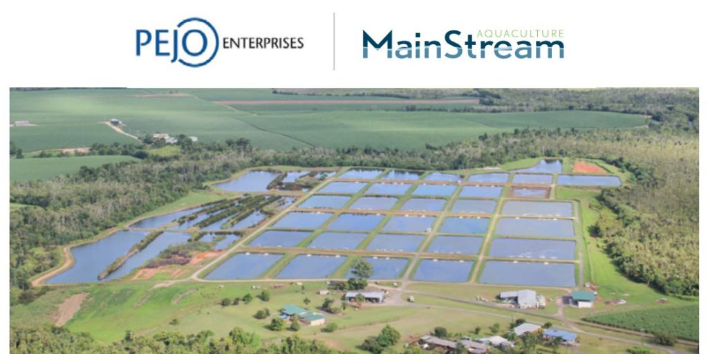 Mainstream Aquaculture and Pejo Enterprises merge